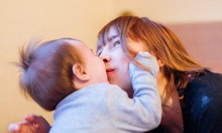 Bin ich zu sehr Mama?