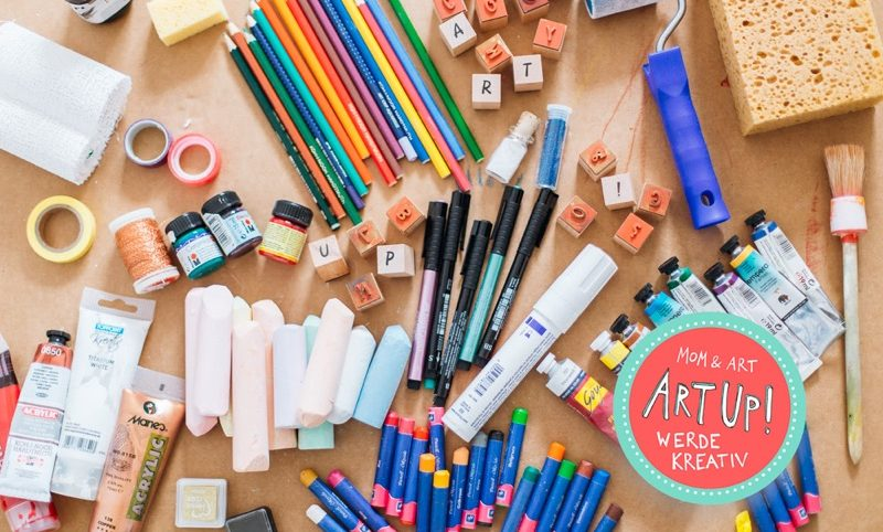 Art Up! – Werde kreativ #1