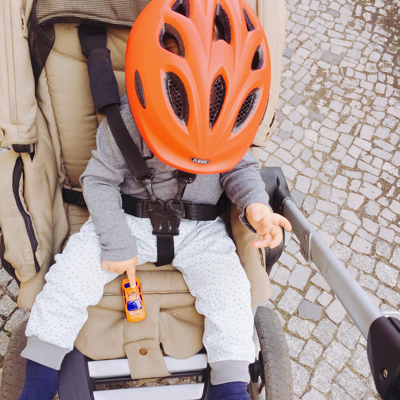 Unterwegs mit Kind