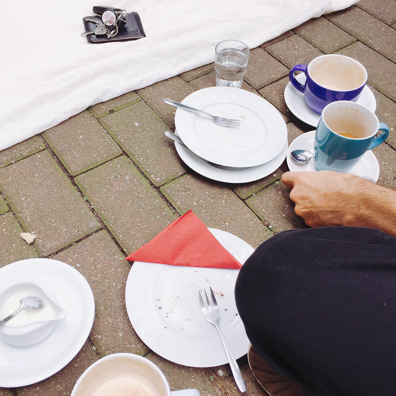 Kaffee Picknick